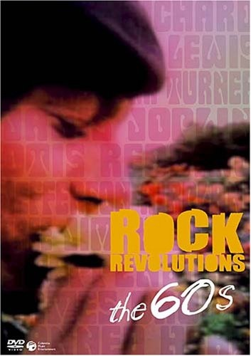 ROCK REVOLUTIONS the 60s