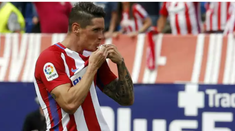 Atletico MadridNot upset at missing out on hat-trick Torres: Atletico have lived 50 years of pure ha